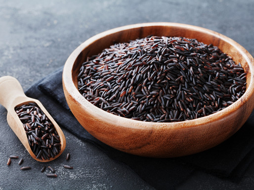 """What is """"Black Rice?"""""""
