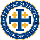 St_Luke_School_Logo - New Blue Small Fil