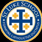 St_Luke_School_Logo - New Blue Small Fil