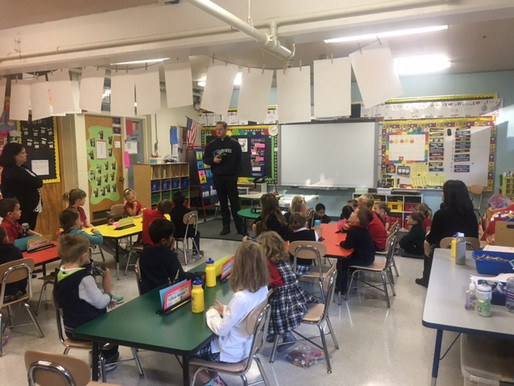 Kindergarten Discussion:  How to Create Fair and Just Communities