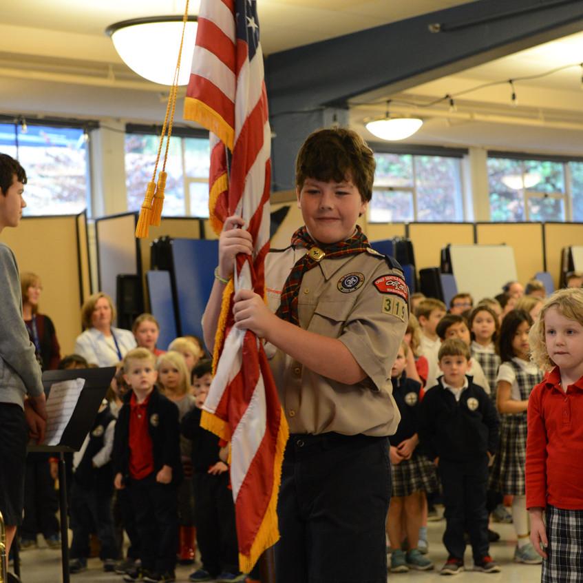 Scouts Honor Veterans'