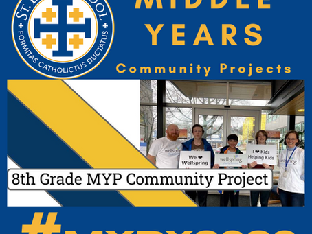 Middle Years Program: Community Action Project