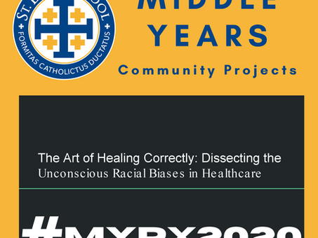 MYP Community Action Project