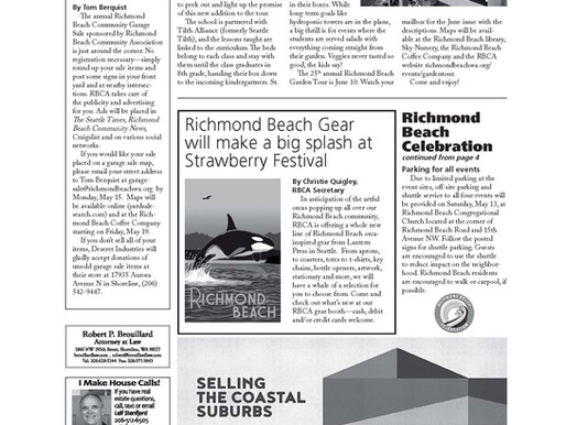 St. Luke Garden joins the 25th Annual Richmond Beach Garden Tour