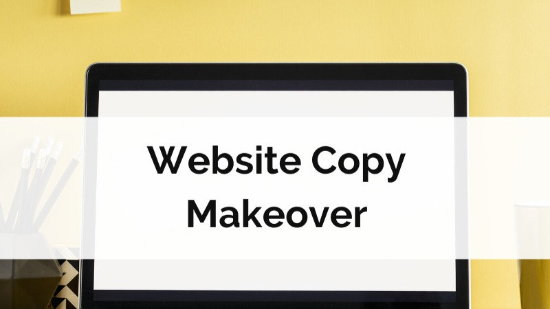 Website Copy Makeover
