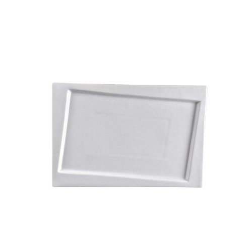 """Square Collection 13.4"""" Porcelain Plate"""