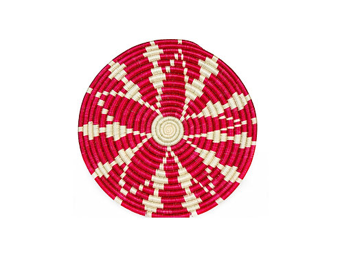 Small Hibiscus Intore Trivet