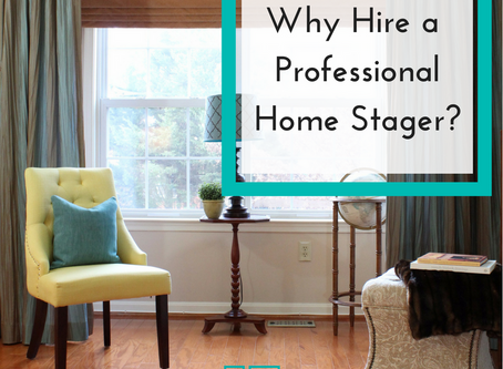 Why Hire a Professional Home Stager?