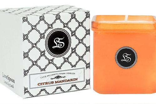 Citrus Mandarin Soy Candle