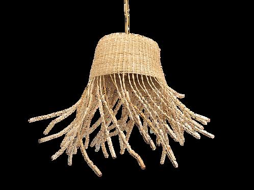 Fringed Atelier Grass Lamp Pendant