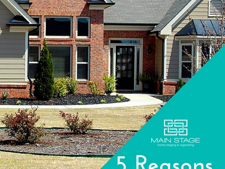 5 Reasons Your House Isn't Selling