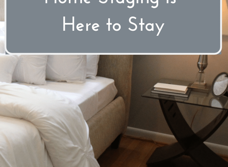 Survey Says: Home Staging is Here to Stay