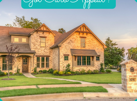 Get Curb Appeal That Makes Buyers Stay, Not Drive Away