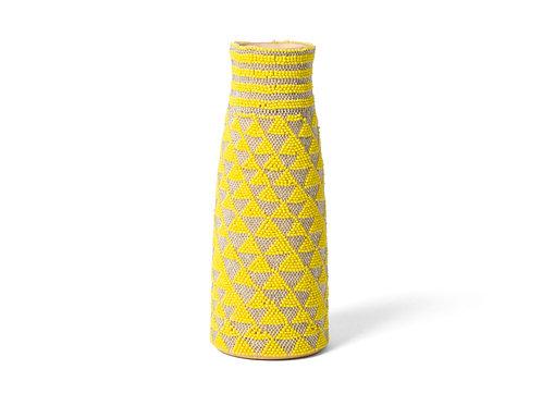 Sun + Pearl Bud Vase