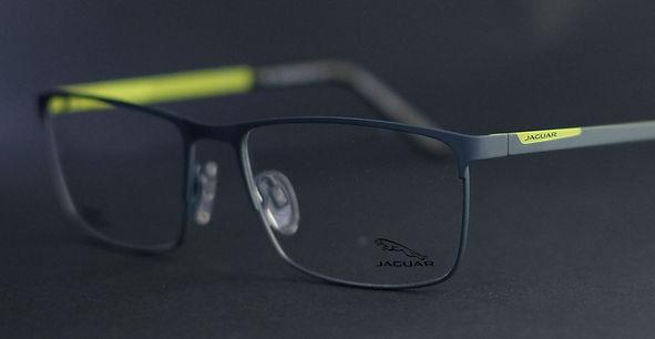 Jaguar modische Herrenbrillen