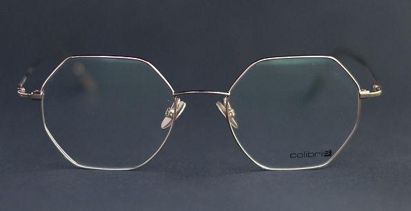Colibri Brille für schale Gesichter