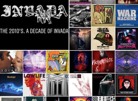 TOYDRUM // A DECADE OF INVADA