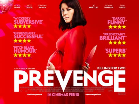 PREVENGE // A FILM BY ALICE LOWE