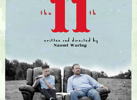 Toydrum compose music to Naomi Waring short - The 11th