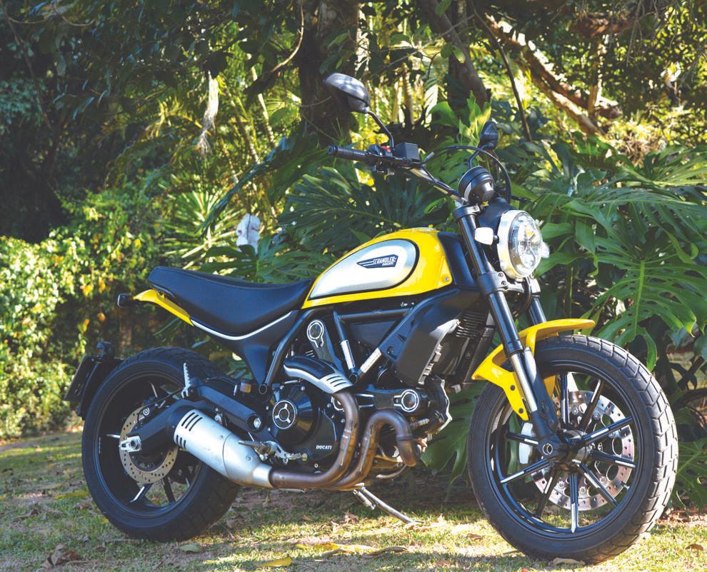 Ducati Scrambler Icon 800 2022