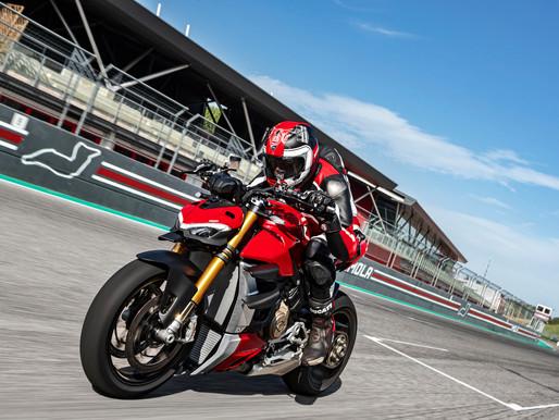 Ducati Stretfighter V4 S esgota na pré-venda