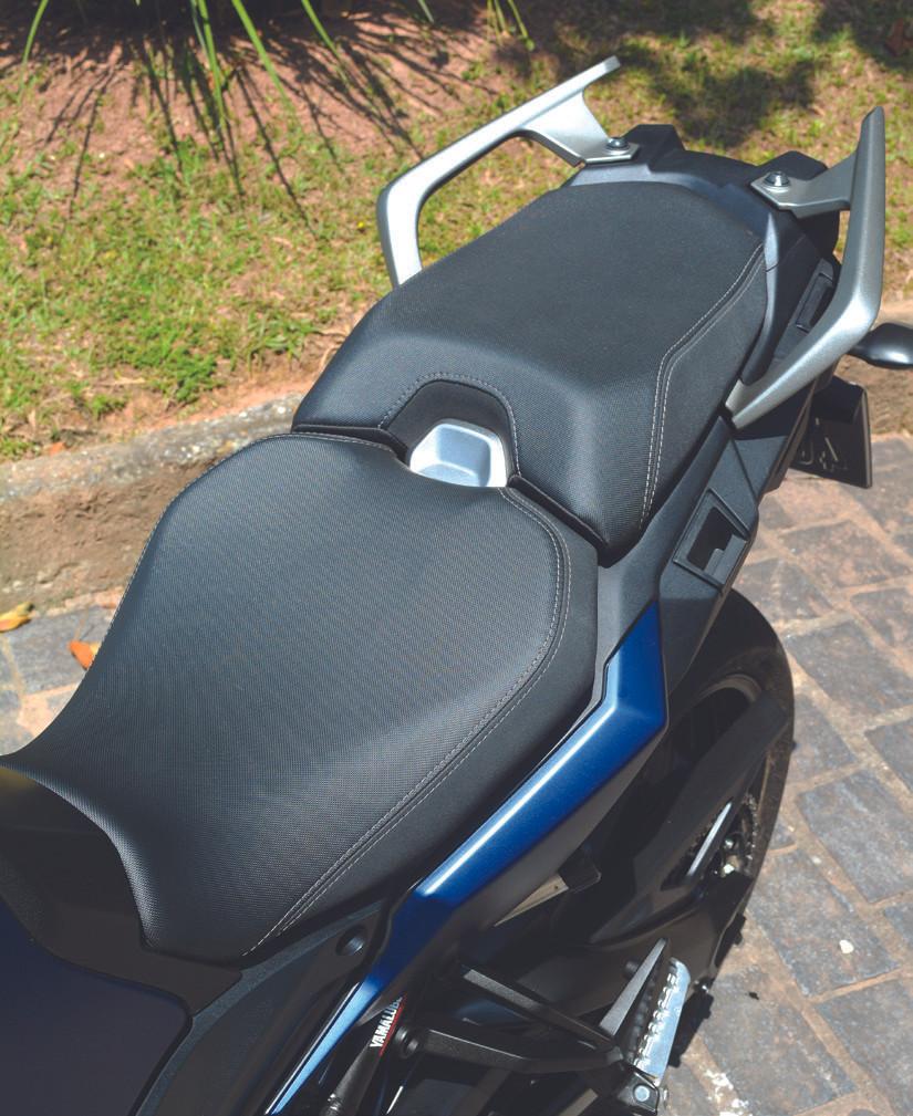 Banco da Yamaha Tracer GT 900