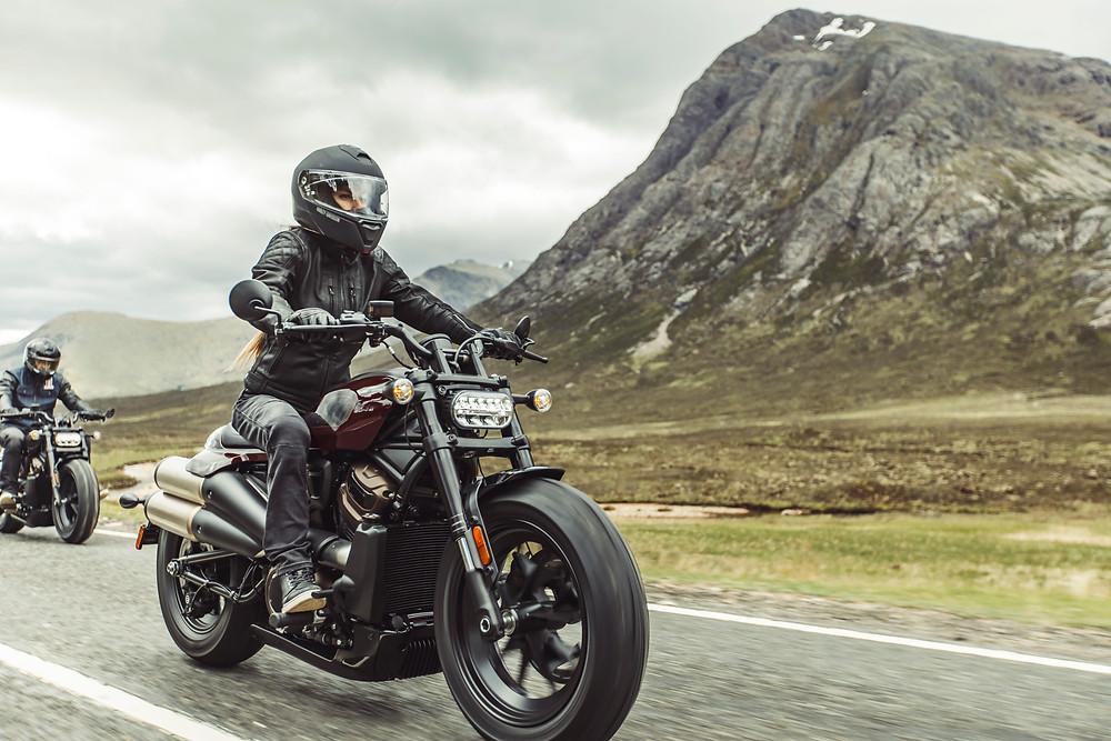 Harley-Davidson Sportster S 2021 no Brasil