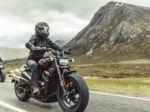 Harley lança nova Sportster S com 121 cv nos EUA