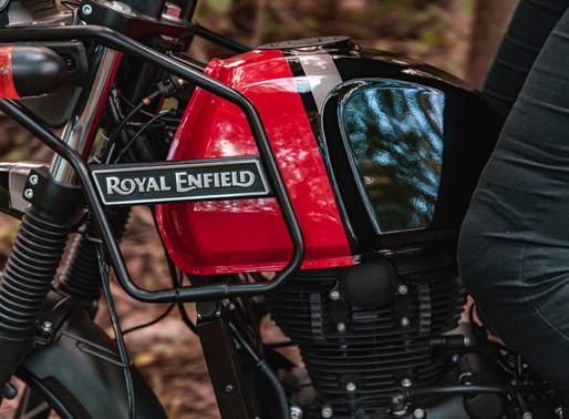 Royal Enfield apresenta a Himalayan 2021