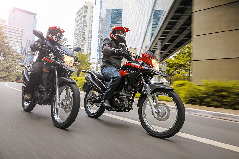 Nova Honda XRE 190 2022 no Brasil