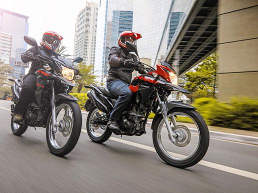 Honda XRE 190 vem com novas cores e grafismos para 2022