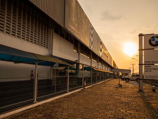 Fábrica do BMW Group em Manaus completa 5 anos como a única dedicada 100% a motos fora da Alemanha