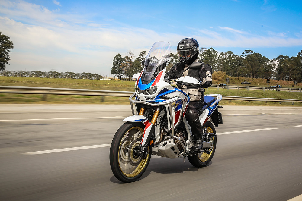Honda Africa Twin 1100cc 2022
