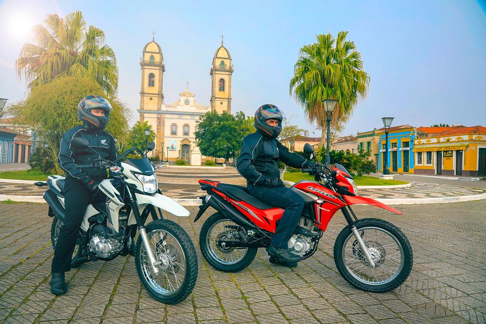 Nova Honda NXR Bros 160 2022