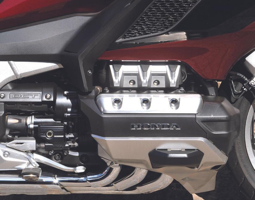 Motor da Honda GL Gold Wing Tour DCT