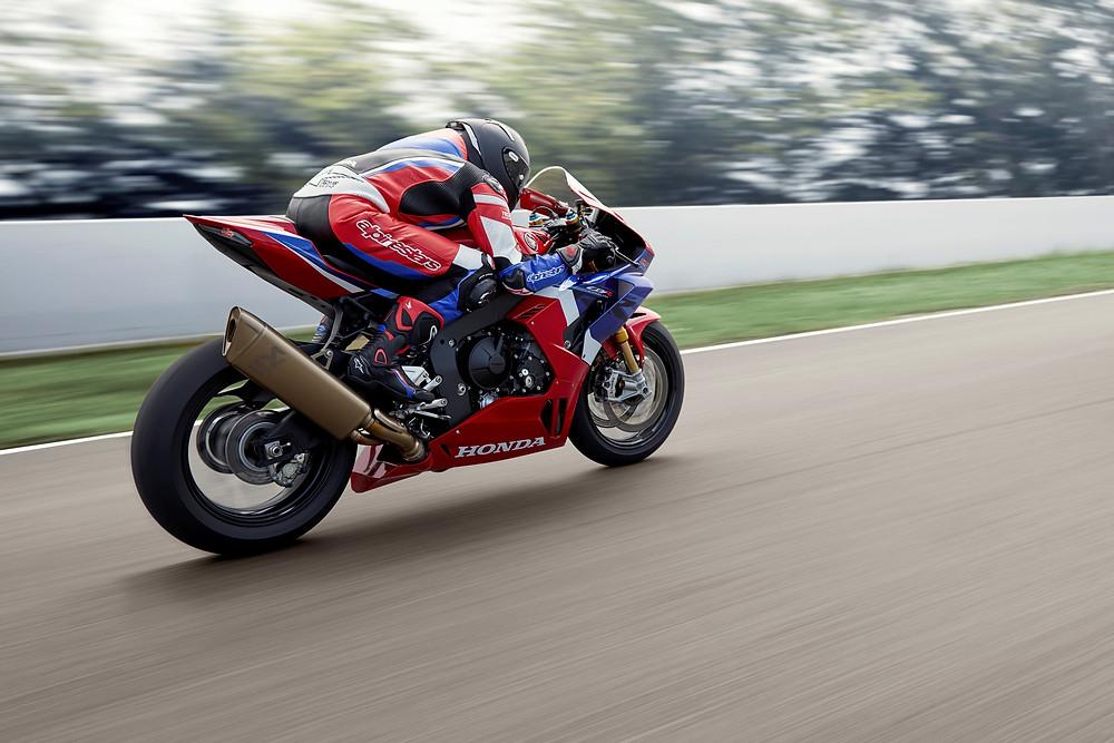 Motor da Honda CBR 1000 RR-R 2022