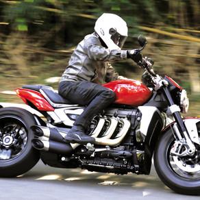 Triumph Rocket 3 2500