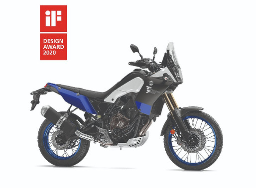 Yamaha Ténéré - Off Roader da MT-07
