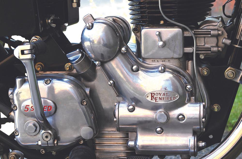 Royal Enfield Thunderbird 2002