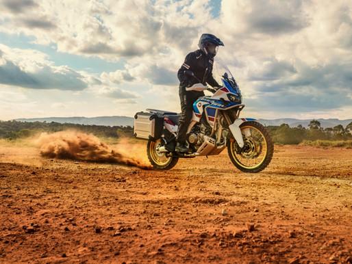 A Honda CRF 1000L Africa Twin e a herança do Paris-Dakar