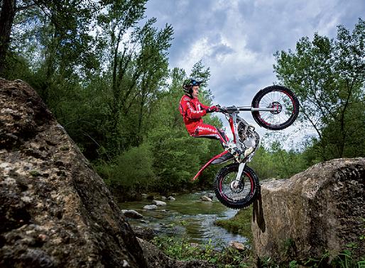 Trial - Pode um esporte de baixa velocidade ser extremamente radical?