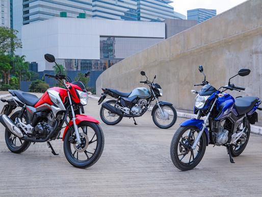 Honda CG chega à 8ª geração com visual renovado