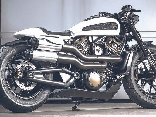 Harley 1250 Custom