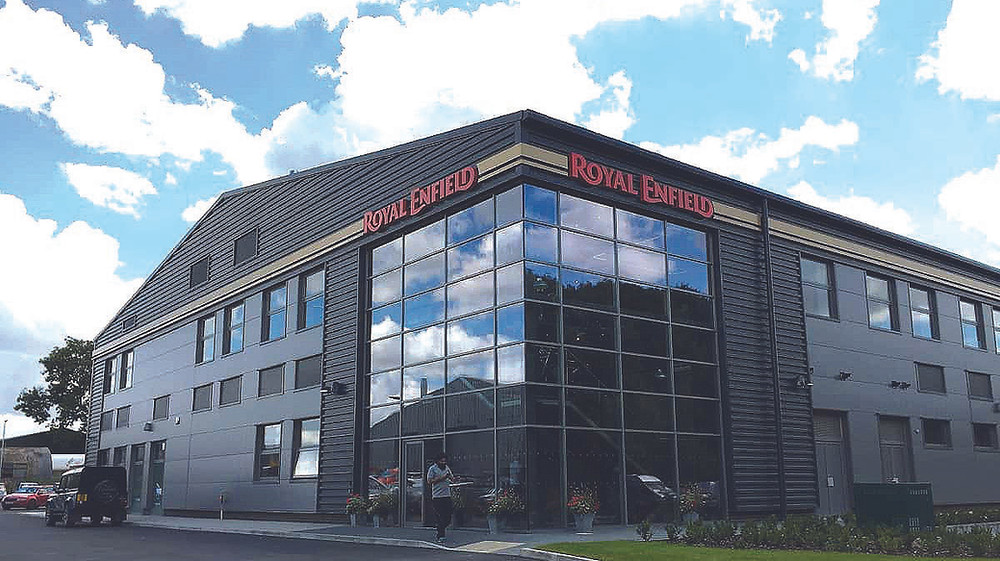 Centro tecnológico em Leicestershire: a maior pista privada de testes do Reino Unido