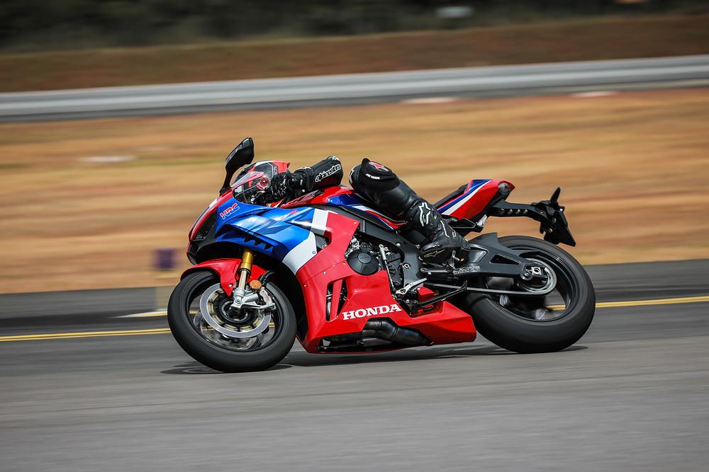 Honda CBR 1000 RR R 2022 Brasil
