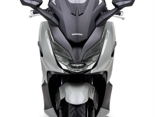 Honda confirma para 2021: scooter Forza 350,  superesportiva CBR 1000RR-R Fireblade SP e maxitrail