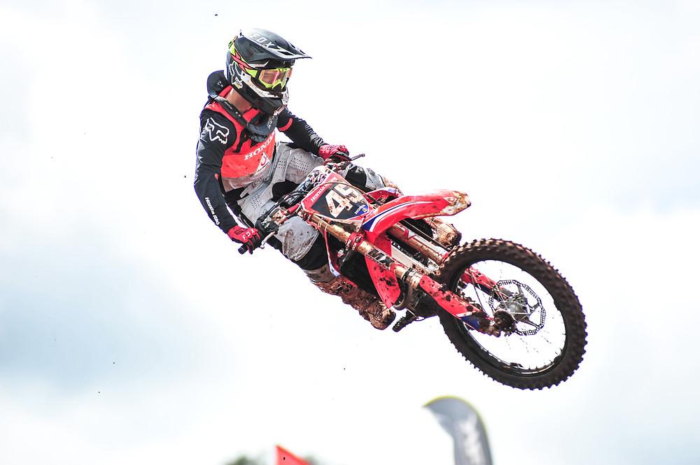 Leonardo Souza Honda Racing Brasileiro de Motocross 2021