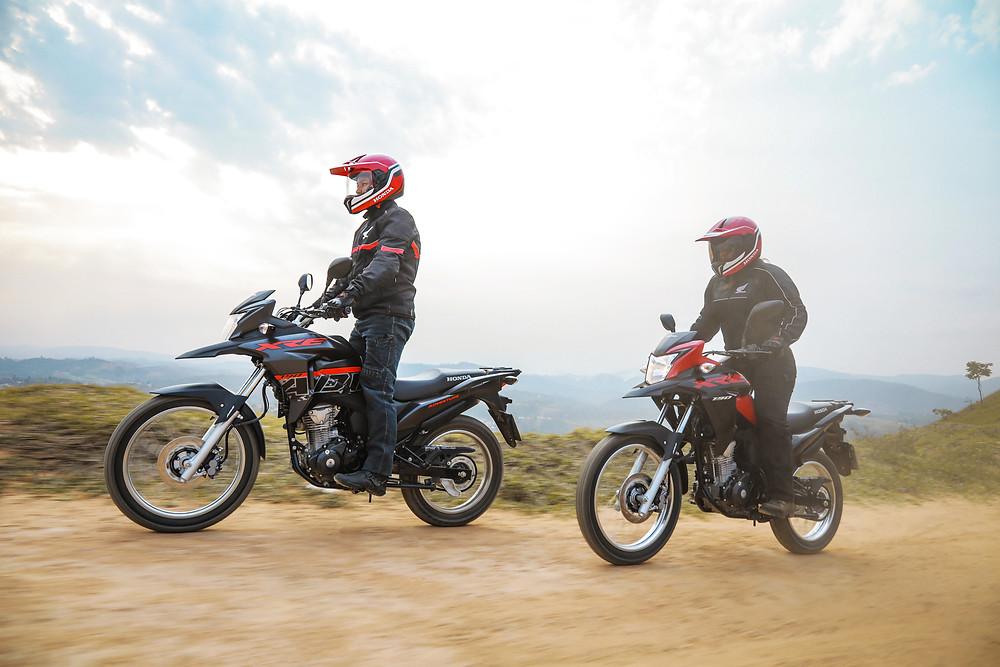 Nova Honda XRE 190 ABS 2022