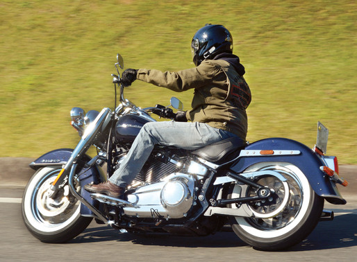 Softail Deluxe 107