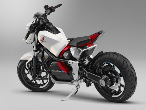 Honda, Kawasaki, Suzuki e Yamaha assinam acordo para a padronização de baterias de motos elétricas